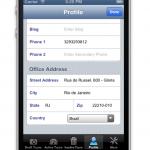 Tourzilla - Profile Screen - Real Estate Video Tour Solution